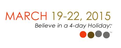 MARCHVEGAS 19-22, 2015